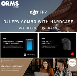 Orms Direct offers in the Orms Direct catalogue ( 7 days left)