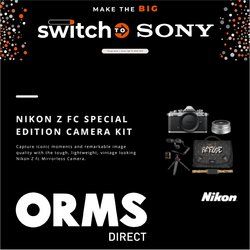 Orms Direct offers in the Orms Direct catalogue ( 9 days left)