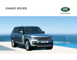 Land Rover deals in the Johannesburg special