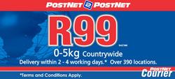 PostNet coupon in Pretoria ( 16 days left )