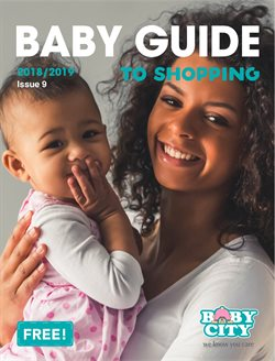 Baby City deals in the Johannesburg special