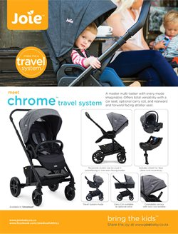 Stroller offers in the Baby City catalogue in Cape Town