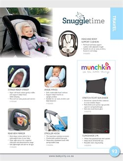 Car offers in the Baby City catalogue in Cape Town