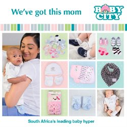 Babies, Kids & Toys offers in the Baby City catalogue in Cape Town