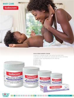 Sudocrem specials in Baby City