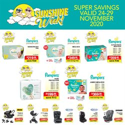 Babies, Kids & Toys offers in the Baby City catalogue ( Expires tomorrow)