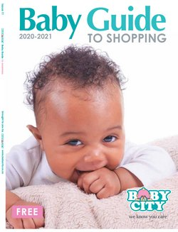 Babies, Kids & Toys offers in the Baby City catalogue ( More than a month)