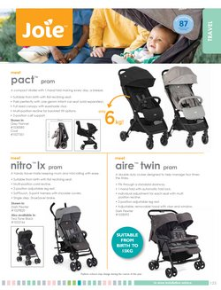 Fiat offers in the Baby City catalogue ( More than a month)