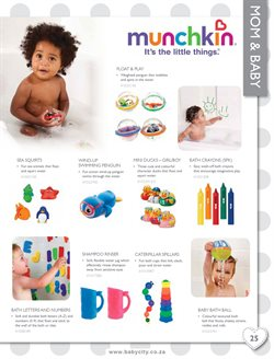 Educational Toys offers in the Baby City catalogue in Cape Town