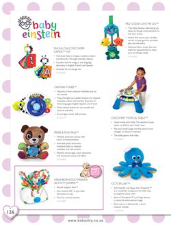 Rattle offers in the Baby City catalogue in Cape Town