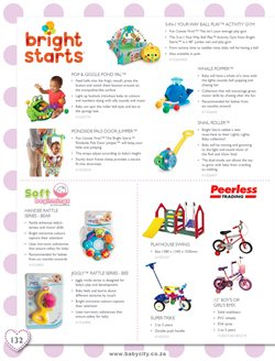 Bike offers in the Baby City catalogue in Cape Town