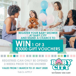 Baby City coupon in Johannesburg ( More than a month )