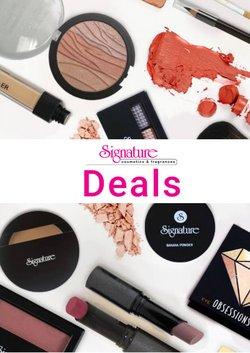 Signature Cosmetics catalogue ( 29 days left)