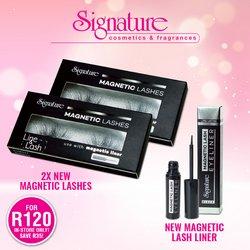 Signature Cosmetics catalogue ( 5 days left)
