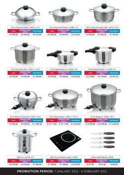 Icecreams specials in AMC Cookware