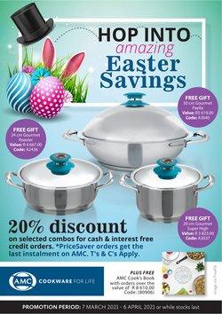 AMC Cookware catalogue ( Expired )