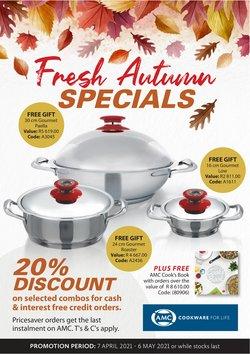 AMC Cookware catalogue ( 19 days left )