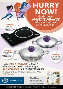 AMC Cookware catalogue ( 14 days left)