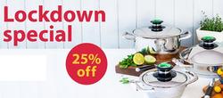 AMC Cookware coupon ( 2 days left )