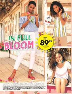Footwear offers in the Ackermans catalogue in Rustenburg