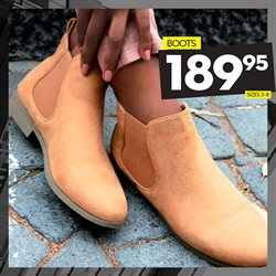 Boots offers in the Ackermans catalogue in Cape Town