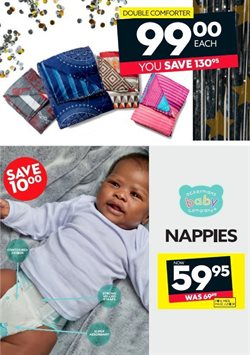 Baby offers in the Ackermans catalogue in Cape Town