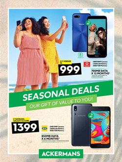 Ackermans deals in the Pretoria special