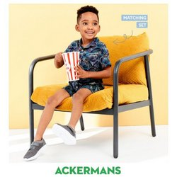 Clothes, Shoes & Accessories offers in the Ackermans catalogue ( 16 days left)