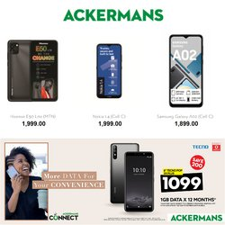 Ackermans offers in the Ackermans catalogue ( Published today)