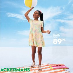 Clothes, Shoes & Accessories offers in the Ackermans catalogue ( 1 day ago)
