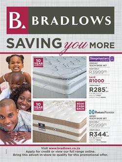Bed offers in the Ackermans catalogue in Cape Town