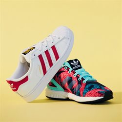 Adidas sneakers offers in the Spree catalogue in Cape Town