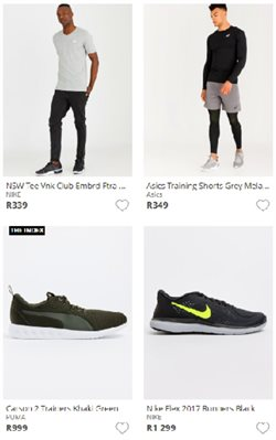 Spree deals in the Johannesburg special