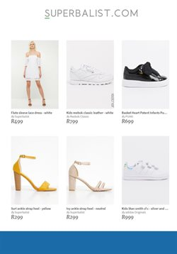 Heels offers in the Superbalist catalogue in Cape Town