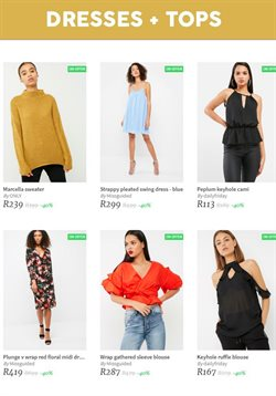 Dress offers in the Superbalist catalogue in Cape Town