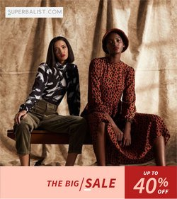 Superbalist offers in the Superbalist catalogue ( 4 days left)