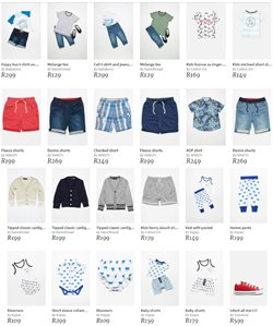 Superbalist deals in the Johannesburg special
