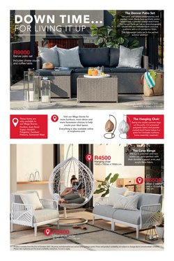 Home & Furniture offers in the MRP Home catalogue ( 27 days left)