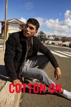 Cotton On deals in the Johannesburg special