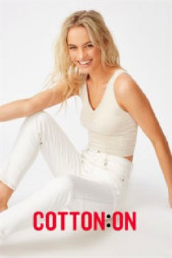 Cotton On catalogue in Cape Town ( More than a month )