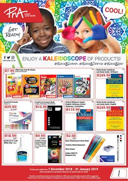 Books & stationery offers in the PNA catalogue in Soweto