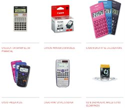 Calculator offers in the PNA catalogue in Cape Town