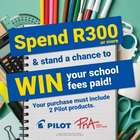 Books & Stationery offers in the PNA catalogue in Cape Town ( 15 days left )