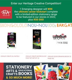 Books & Stationery offers in the PNA catalogue ( 27 days left)
