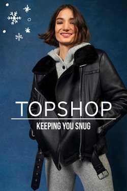 TOPSHOP offers in the TOPSHOP catalogue ( 26 days left)