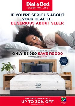 Dial a Bed catalogue Helderberg Centre in Somerset West ( Expires today )