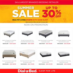 Home & Furniture offers in the Dial a Bed catalogue in Pretoria ( 3 days ago )