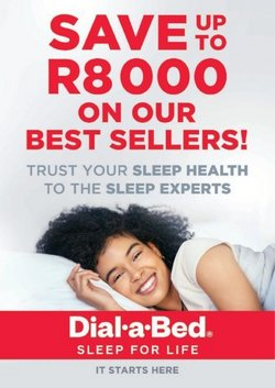 Dial a Bed catalogue ( Expired)