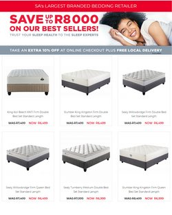 Sealy specials in Dial a Bed