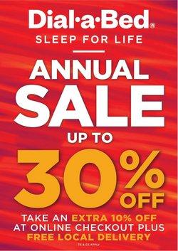 Dial a Bed catalogue ( Expires tomorrow)